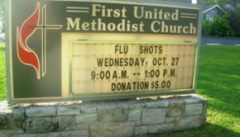 Image result for churches promoting vaccines