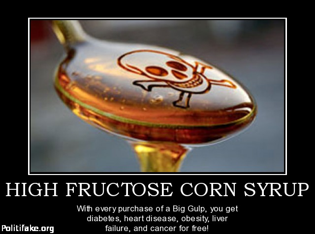 High Fructose Corn Syrup And Diabetes