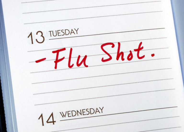 appointment for flu shot