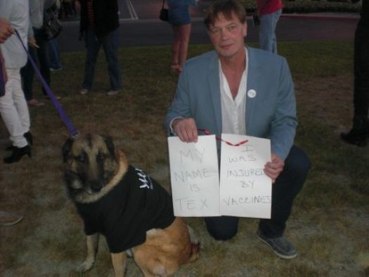 dog comments on Andrew Wakefield