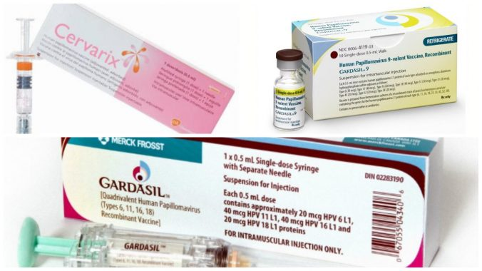 HPV vaccine effectiveness