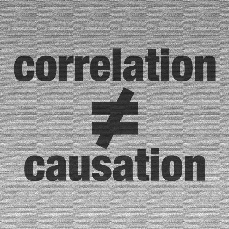 correlation implies causation