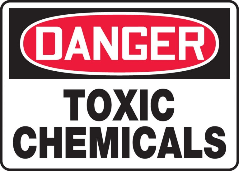 toxic vaccine chemicals