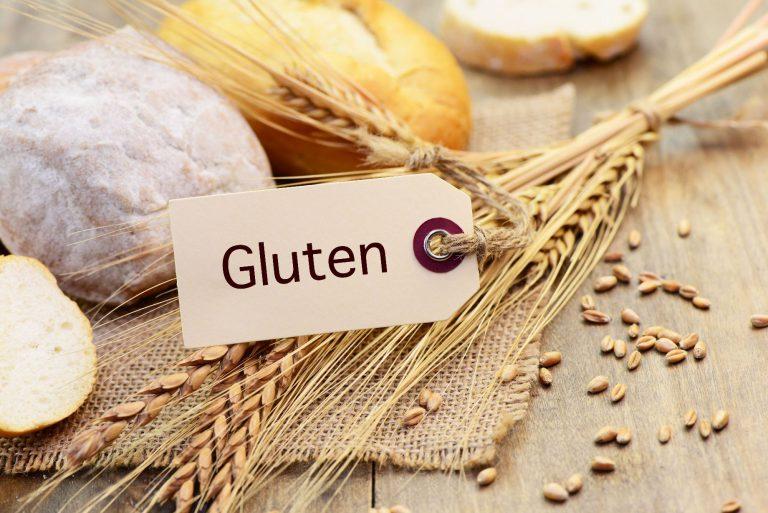 Low gluten diet