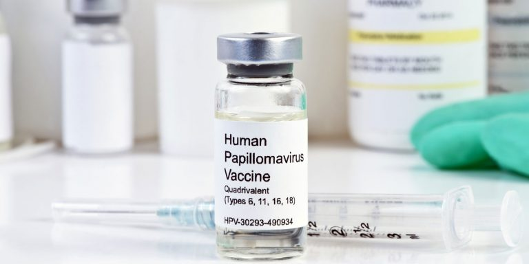 HPV vaccine efficacy