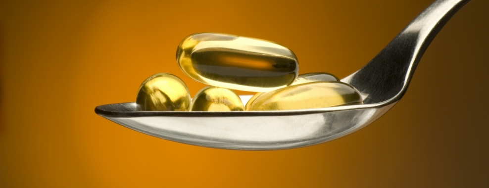 omega-3 supplements
