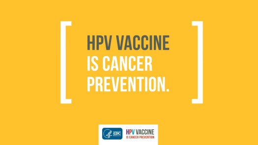 HPV vaccine recommendations