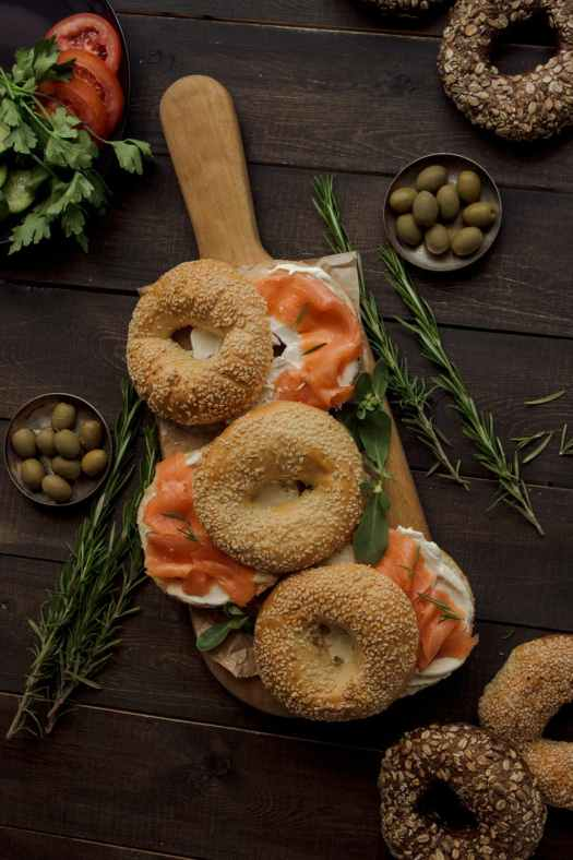 Lox and bagels vitamin D and COVID-19