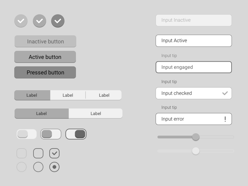 Buttons Flat 3D Call To Action CTA Forms Conversion Free Resources For Sketch Sketch App