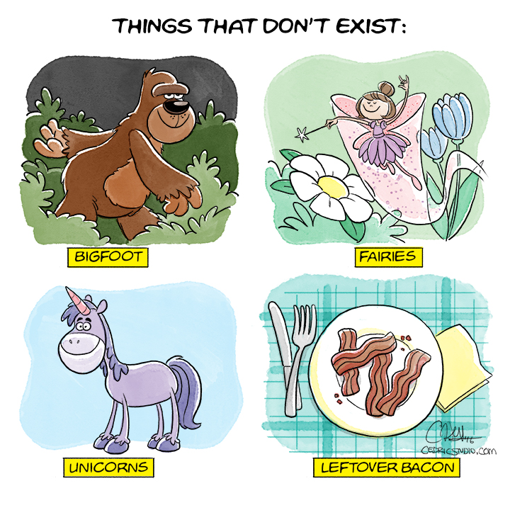 Things That Don't Exist