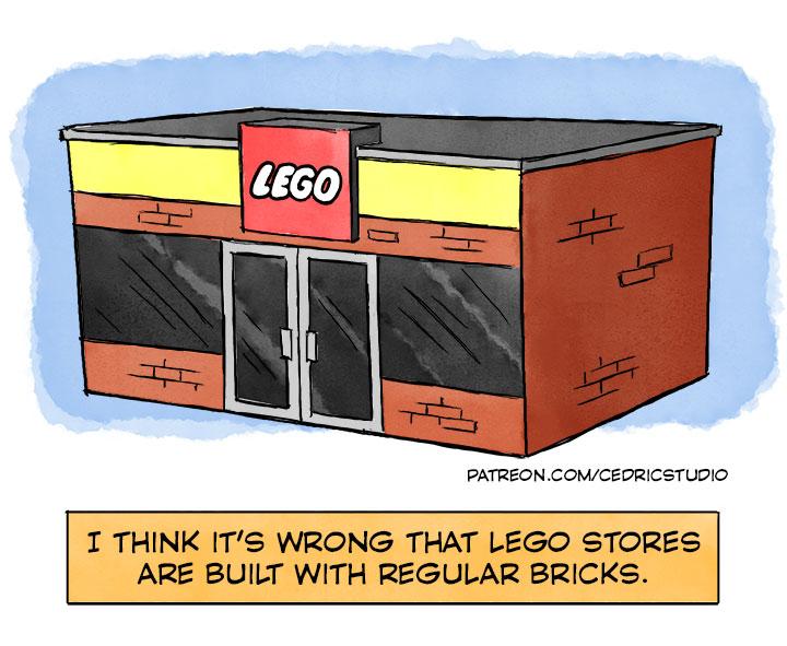 LEGO Stores