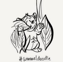 #wimmeldoodle