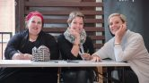 Tanja Wehr, Diana Meier-Soriat, Heike Haas