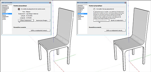 How to optimize a component imported from the 3D Warehouse