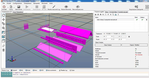 Digital modeling programs and new open source tools are streamlining 3d printing process
