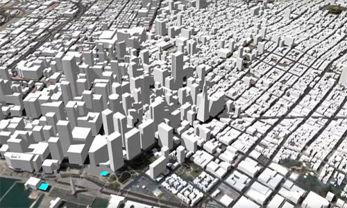 PlaceMaker on Sketchup Recreates a 3D City Model Just by a Few Clicks
