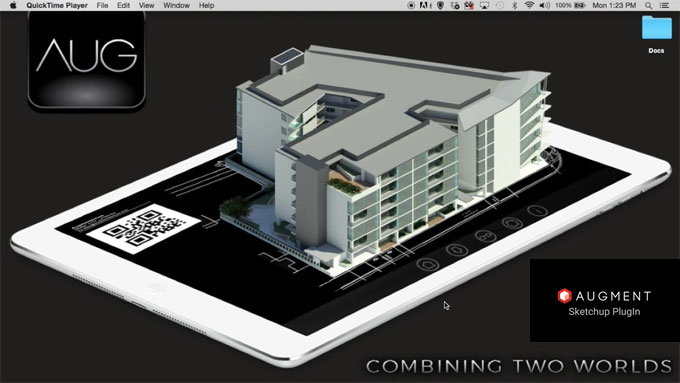 AUGmentecture 1.0 – The newest sketchup extension