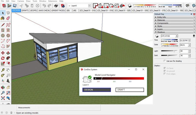 ConDoc Tools 4.5 compatible with Sketchup 2019 will ship soon