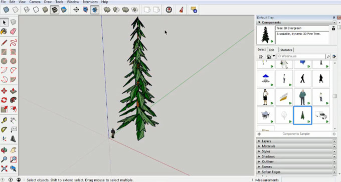 Eneroth De-DC-ify – The newest sketchup extension