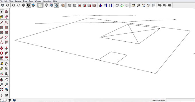 Eneroth Flatten to Plane – The newest sketchup extension