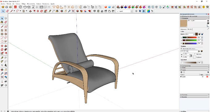 Some useful tips to open FBX files in Sketchup