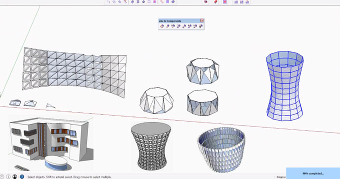 s4u to Components – The newest sketchup plugin