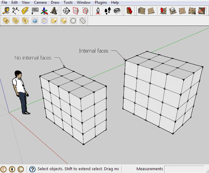 Selection Toys – The newest extension for sketchup