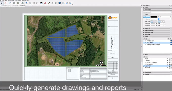 FTC Solar introduced SunDAT v3 to simplify solar design in sketchup