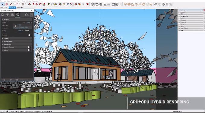 V-Ray 3 6 for SketchUp now supports sketchup 2018 – Sketchup