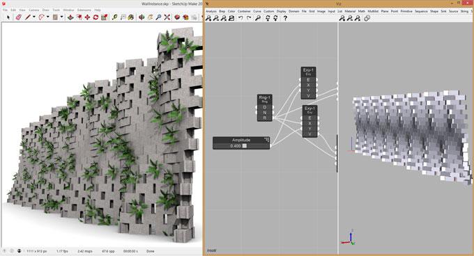 Demo of VizPro for SketchUp