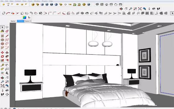 Sketchup Lighting Plugin  sketchup 8 materials sketchup textures