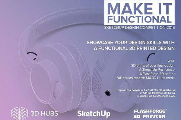 Make IT Functional – An exclusive design competition in 2015
