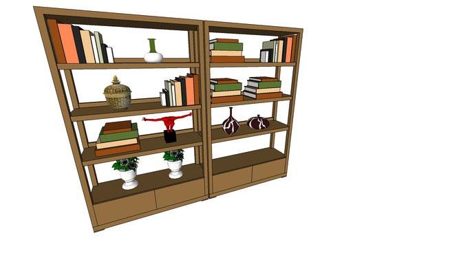 Libreria Bookshelf