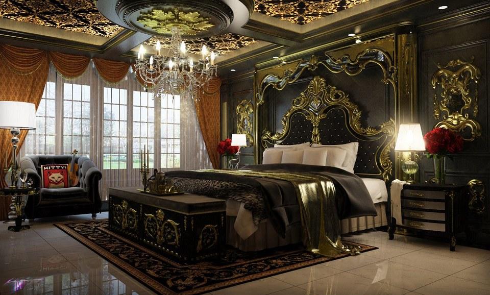 Free 3d Models Bedroom Luxury Bedroom By Supraaudcha