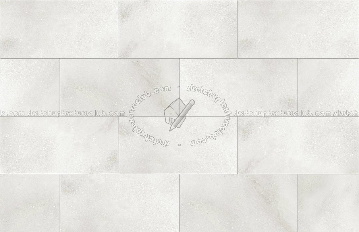 White Marble Floor Tile Texture Seamless