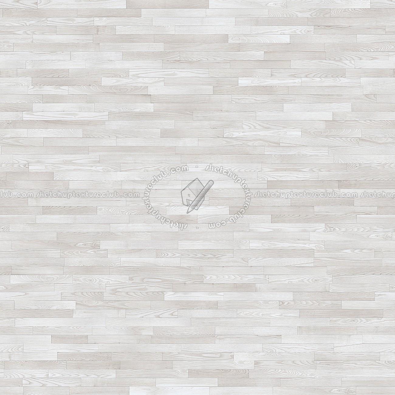 Grey Parquet Flooring Texture
