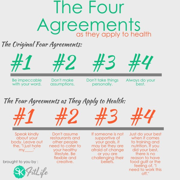 The Four Agreements and Health
