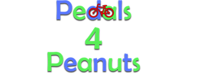 Pedals For Peanuts