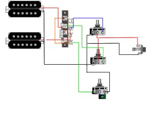 Guitar wiring, tips, tricks, schematics and links