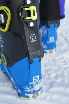 Salomon MTN Lab 115 Ski Test Results 2016 Review | Gear