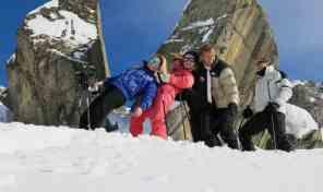 ski-group-lesson