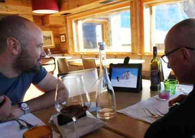 ski video analysis