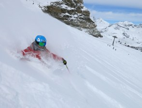 ski school cervinia
