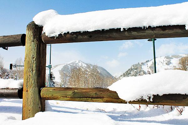 spring skiing, snow storm, powder skiing in Colorado, spring skiing in Colorado, spring storm