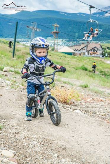 Crested Butte mountain bike park