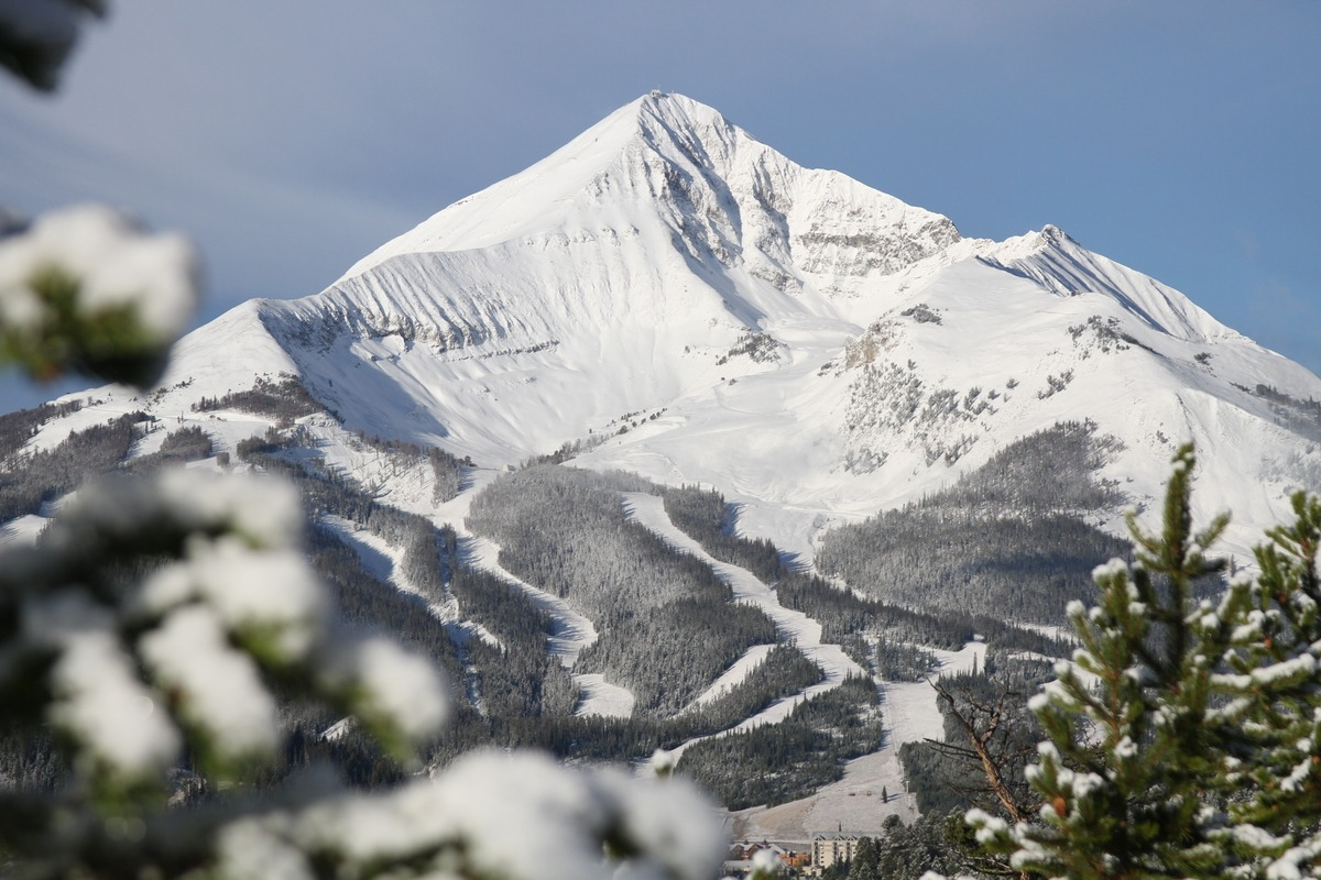Big Sky Resort Lone Peak, Big Sky Lone Peak
