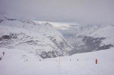 Zermatt Piste Sandiger Boden, Zermatt Switzerland