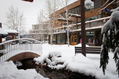 Snowmass Village Mall   Photo: Aspen/Snowmass, Jeremy Swanson