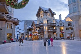 Ice Skating at Vail, Vail Square, Arrabelle at Vail Square