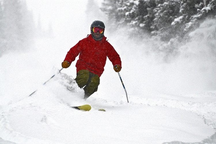 Winter Park powder day, Winter Park snow storm